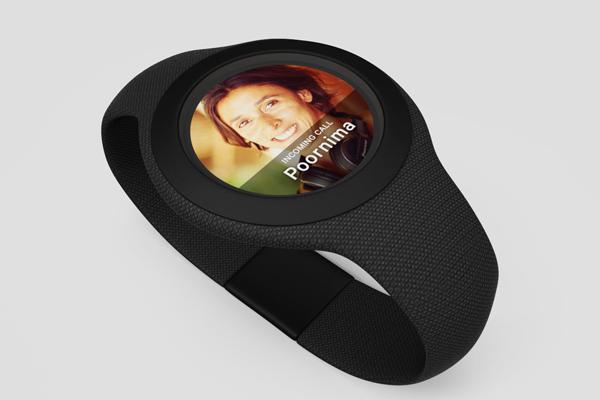 Wrist-Borne Device 智能概念手表