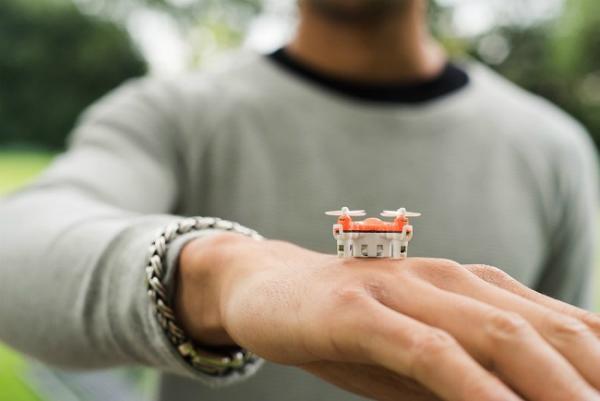 世界上最小的是飞行器