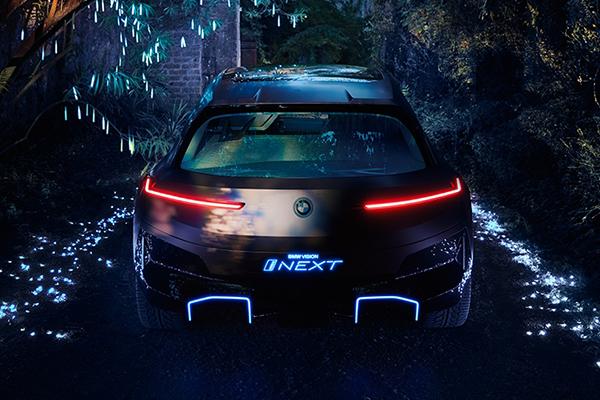 BMW Vision iNEXT 宝马概念汽车