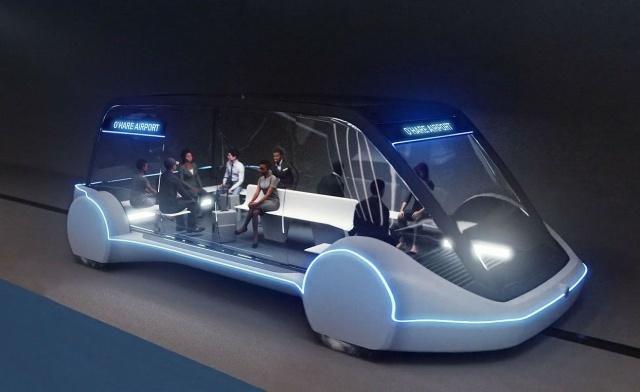 Boring Company 隧道系统又增新用户