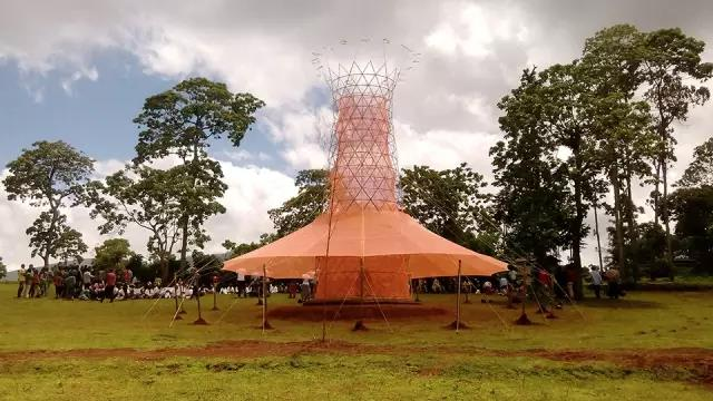 Warka Water 自动供水的水塔