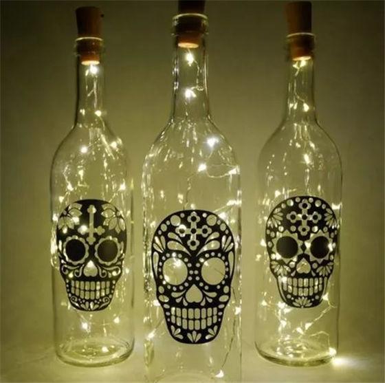 废旧玻璃瓶创意改造,瞬间变成精致的家居摆设