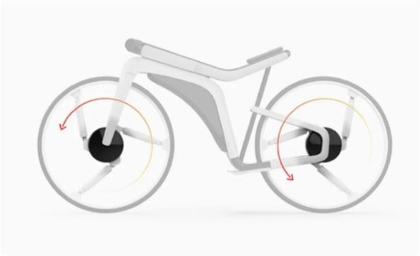 特斯拉自动驾驶电动自行车