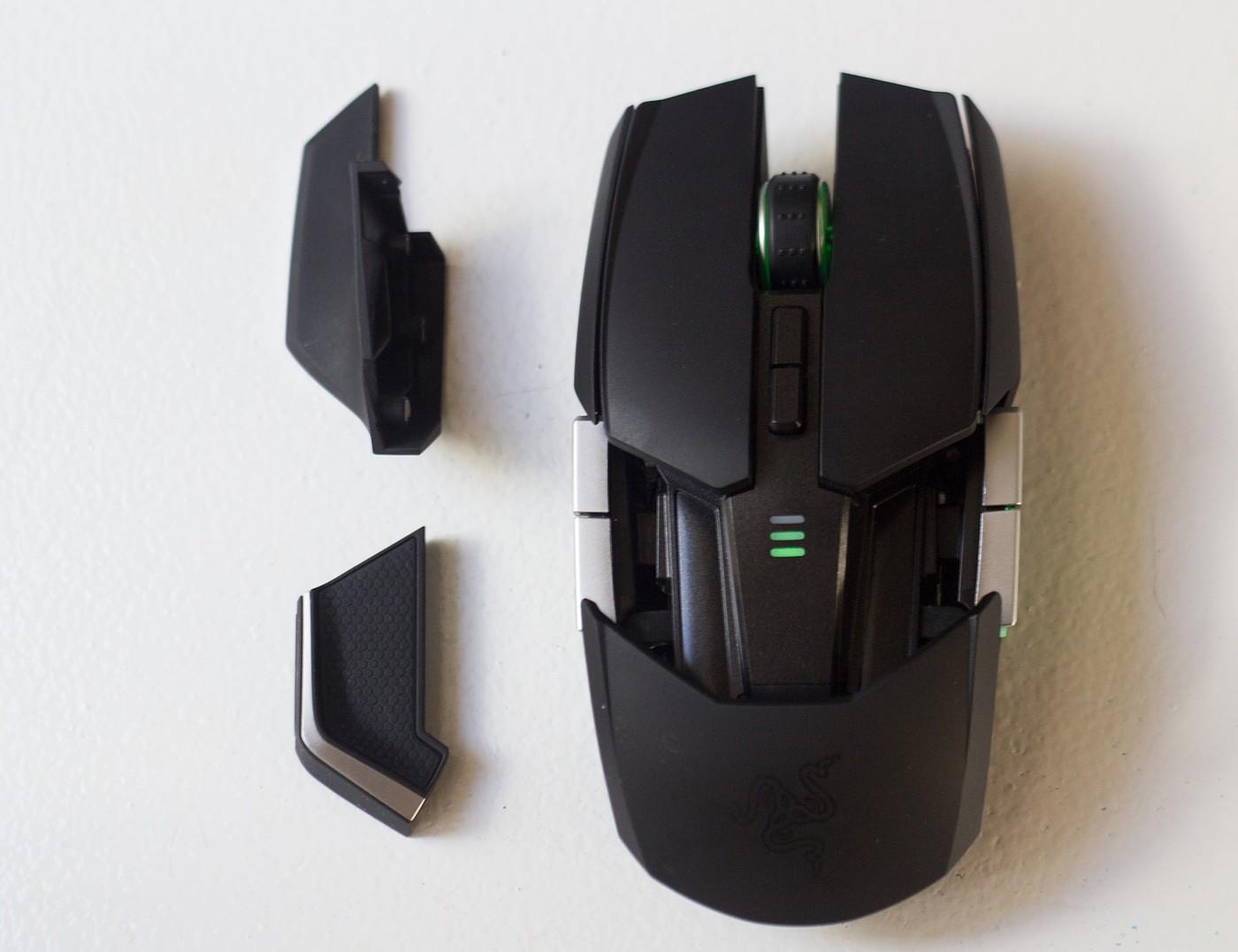 Razer Ouroboros 定制游戏鼠标