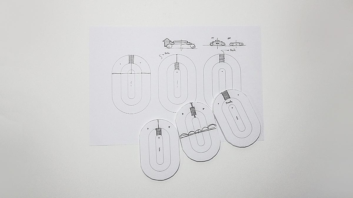 TUBE 可变形的触控鼠标!