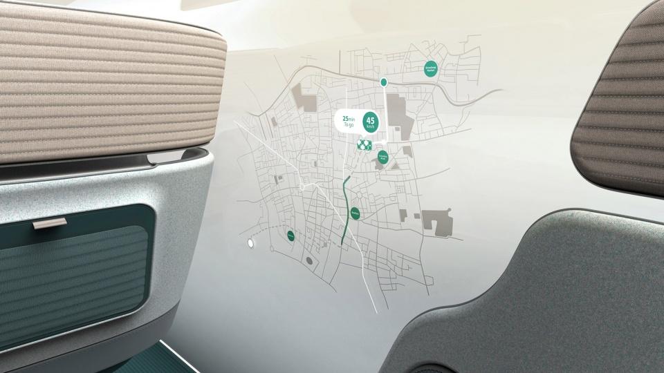 Joyn 共享乘车系统