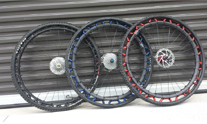 新型复合材料轮胎ERW ,彻底告别爆胎烦恼