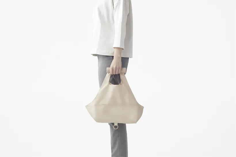 易拉式环保购物袋 创意十足